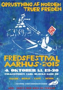 Fredsfestival i Aarhus 2015